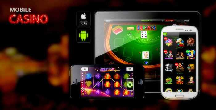 Mobile casino apps – the future of modern gambling
